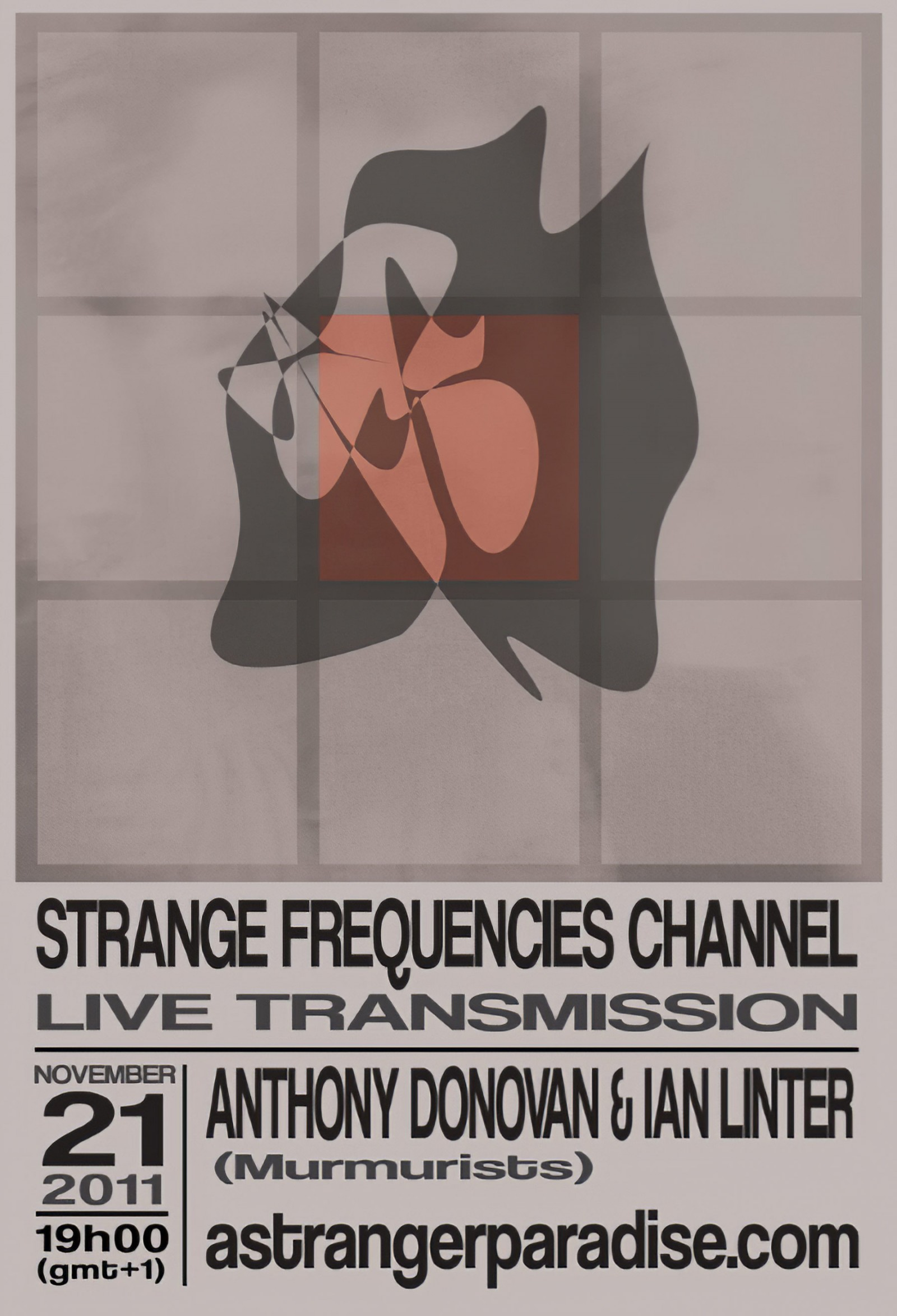Strange Frequencies Channel Transmissions 21-11-2011
