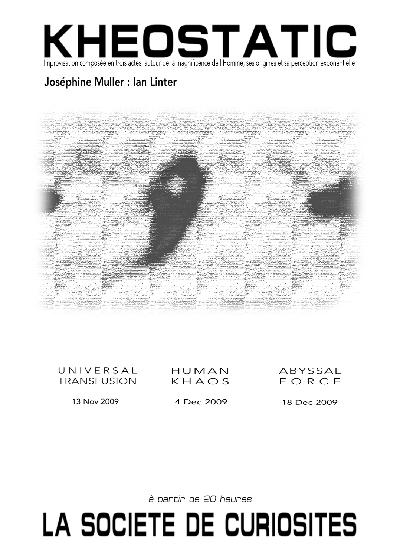 Ian Linter - Joséphine Muller