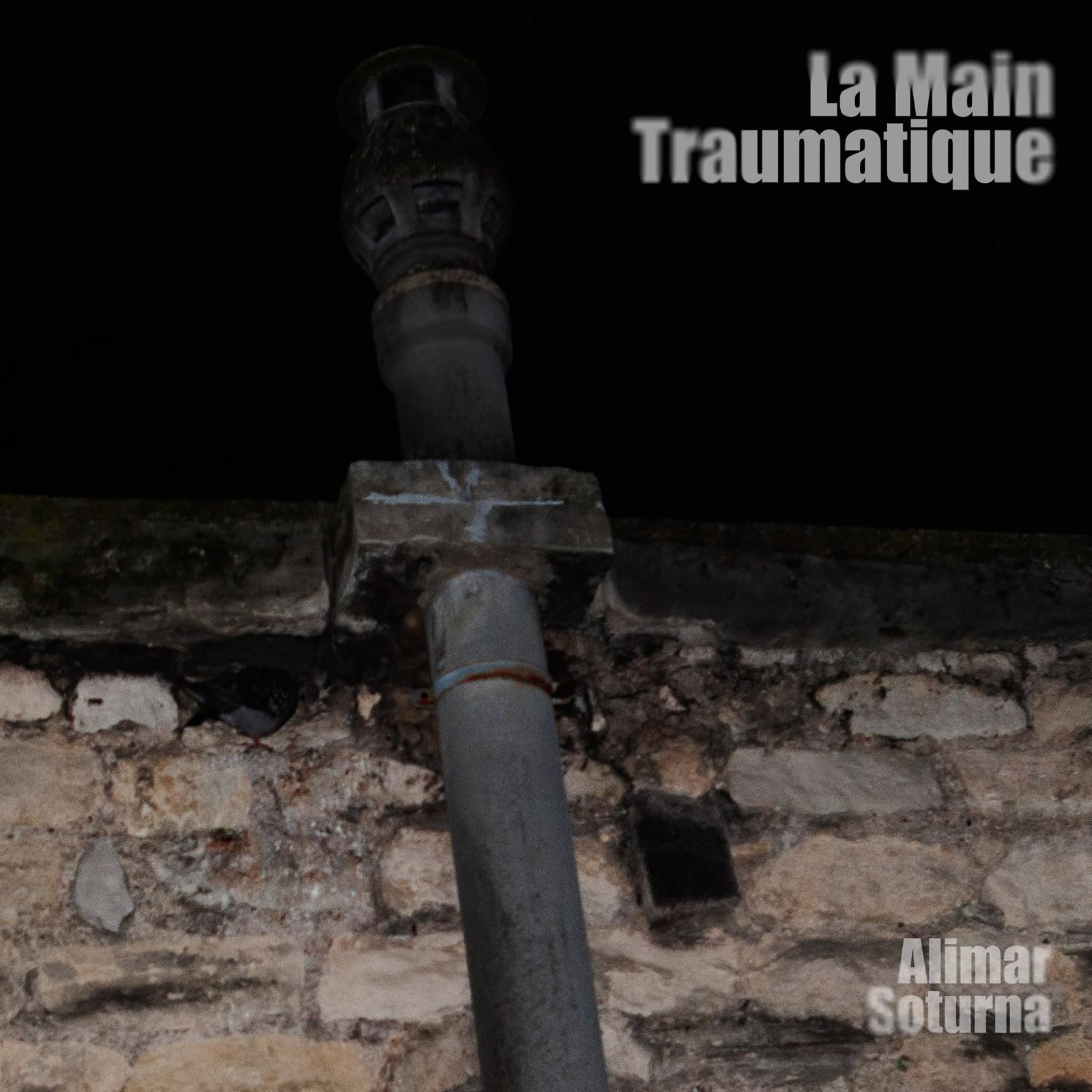 Ian Linter - Joséphine Muller - La Main Traumatique